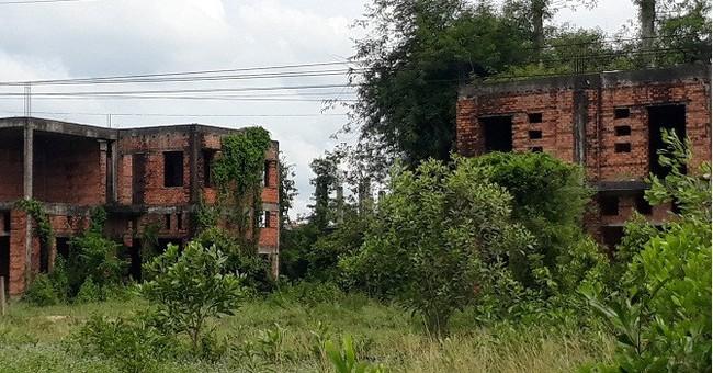 """[Ảnh] Hoang tàn thành phố mới Nhơn Trạch - nơi được quy hoạch """"hút"""" 500.000 dân"""