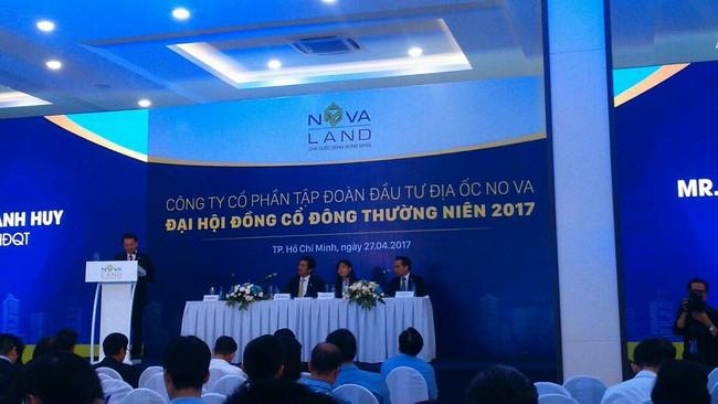 ĐHCĐ Novaland: Hàng trăm triệu cổ phiếu sắp được phát hành, dự kiến tăng vốn lên 9.000 tỷ đồng