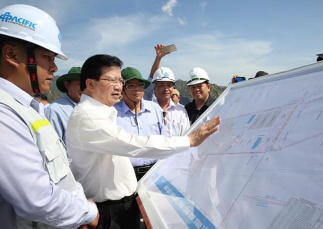 Đẩy nhanh tiến độ xây dựng trung tâm điện lực lớn nhất Việt Nam