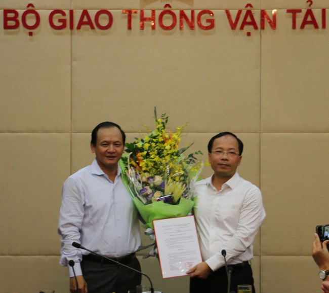 Bộ GTVT bổ nhiệm nhân sự mới