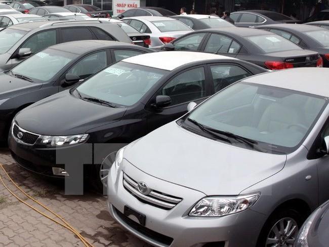 Ôtô xuất xứ Thái Lan, Indonesia về Việt Nam bất ngờ tăng mạnh
