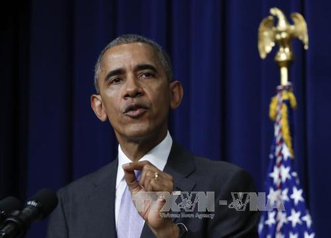 Tổng thống Mỹ sắp có bài phát biểu tạm biệt tại Chicago