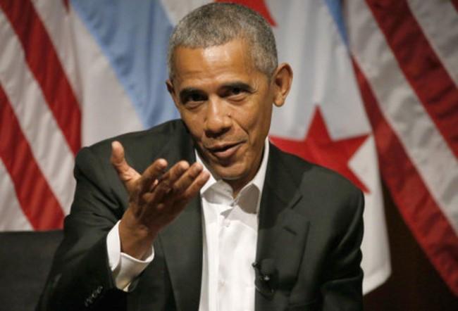 Nghỉ hưu, Obama phát biểu 1 bài bằng thù lao cả năm làm tổng thống Mỹ