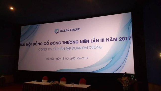 """""""Chúng tôi mong mọi vấn đề của Ocean Group được giải quyết, doanh nghiệp tốt lên, cổ phiếu hồi phục lại nhưng cơ hội đó đã bị dừng lại"""""""