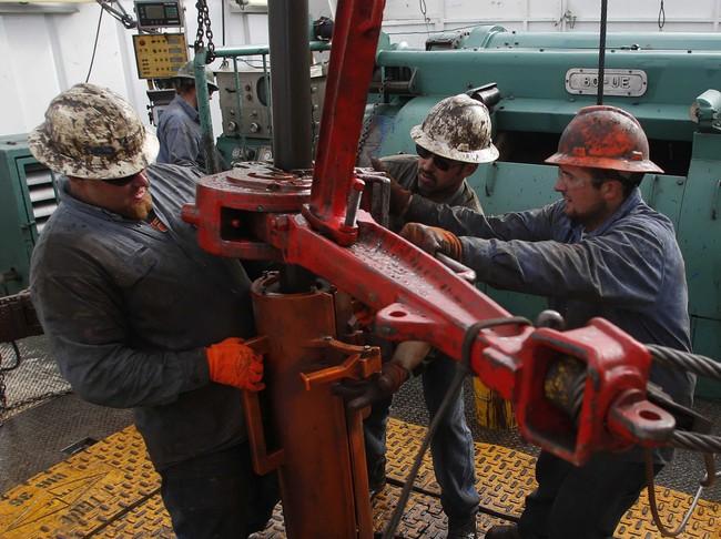 Mỏ có trữ lượng 1 tỷ thùng dầu vừa được phát hiện ở ngoài khơi Mexico