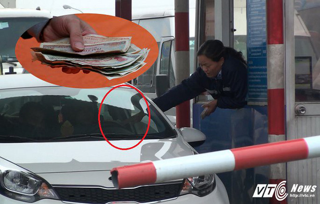 Tài xế rủ nhau dùng tiền lẻ mua vé, BOT quốc lộ 5 hỗn loạn sáng đầu tuần