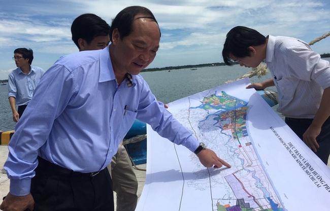 """Khu kinh tế mở Chu Lai và đường đi """"không giống ai"""""""