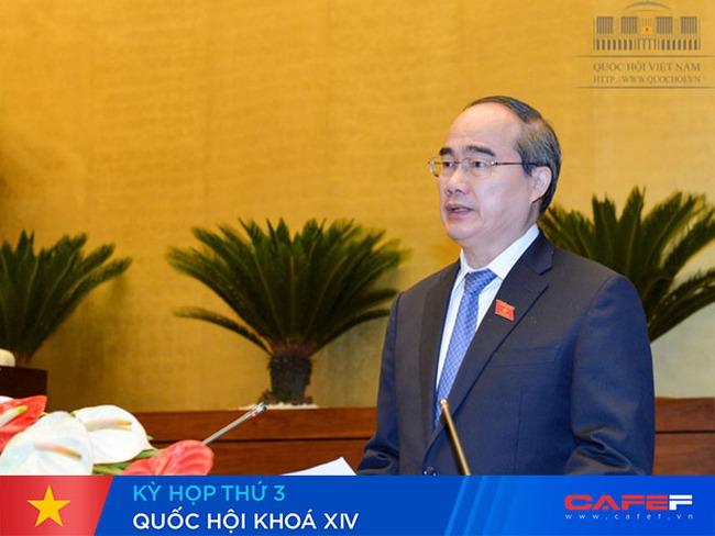 Ông Nguyễn Thiện Nhân làm trưởng đoàn Đại biểu Quốc hội Tp. Hồ Chí Minh