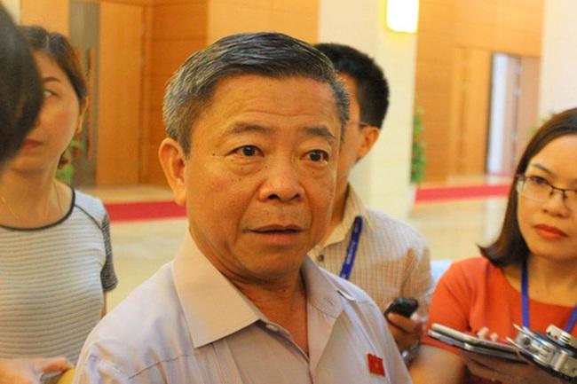 Ông Võ Kim Cự làm đơn xin thôi đại biểu Quốc hội