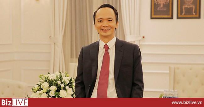 """Ông Trịnh Văn Quyết: """"Tôi đang thực hiện nâng tổng sở hữu FLC"""""""