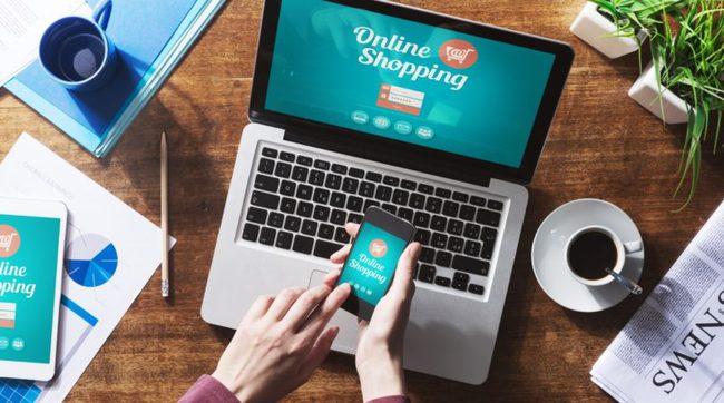 mua sắm trực tuyến cần để ý các vấn đề gì