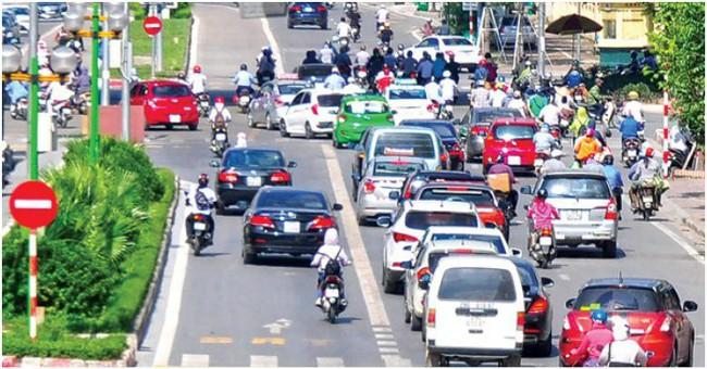 Hơn 24.000 ô tô bị cấm ra đường từ ngày 1/1/2018 thuộc loại xe gì?