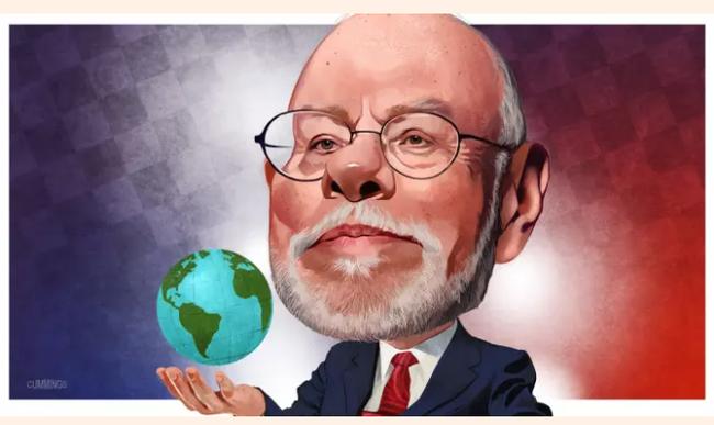 """""""Tỷ phú kền kền"""" Paul Singer - Nỗi khiếp sợ của các CEO và cả các quốc gia"""