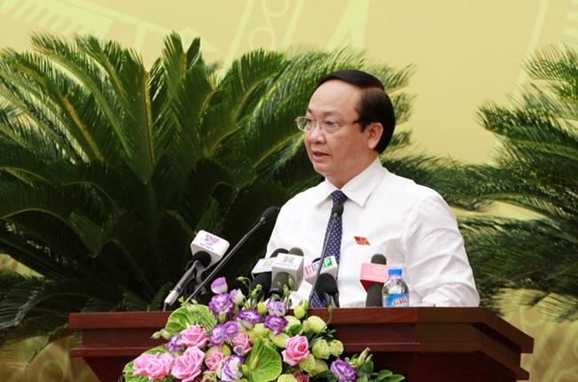 Vi phạm trật tự xây dựng, Phó chủ tịch Hà Nội khẳng định chỉ cần 1 bài báo, 1 tin nhắn của dân là sẽ giao xử lý ngay