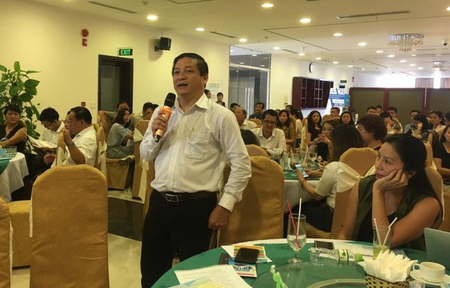 """Doanh nhân mời, lãnh đạo Đà Nẵng """"bắt buộc"""" phải đến"""