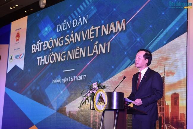 Bộ trưởng Bộ Xây dựng: Trong năm 2018 thị trường BĐS chưa có dấu hiệu biến động cực đoan lớn