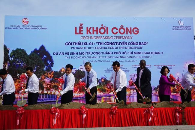 TPHCM: Hàng nghìn người dân quận 2 sẽ vui mừng khôn siết khi biết dự án hơn nửa tỷ đô này vừa được khởi công