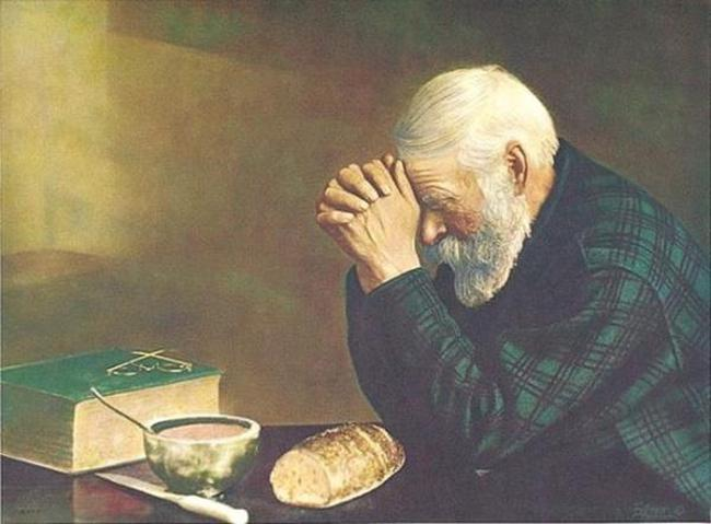 Chuyện ông lão nghèo và ổ bánh mì: Bài học cuộc sống đáng suy ngẫm