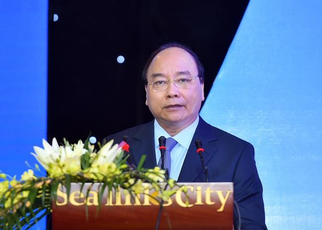 Thủ tướng chứng kiến dòng vốn 126.000 tỷ đồng vào Bình Thuận
