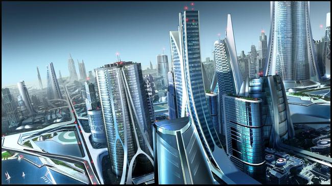 Mơ về thành phố tân tiến như trong truyện Doraemon? Những vật liệu mới dưới đây sẽ khiến viễn cảnh đó của bạn không còn xa vời