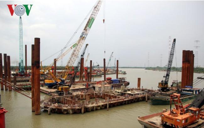 Dự án 10.000 tỷ chống ngập TPHCM dự kiến hoàn thành tháng 4/2018