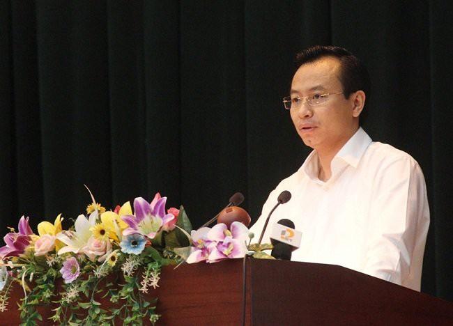 Bí thư Xuân Anh nói về nội bộ Đà Nẵng