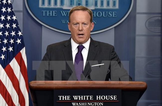 Bất bình với Tổng thống Trump, Thư ký báo chí Nhà Trắng từ chức