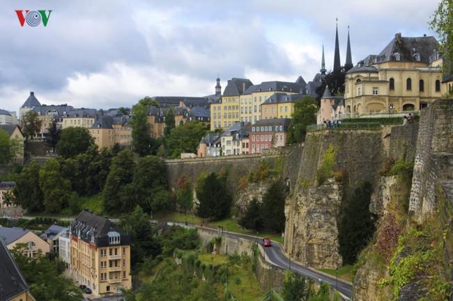 """Khám phá Luxembourg - """"Trái tim xanh của châu Âu"""""""