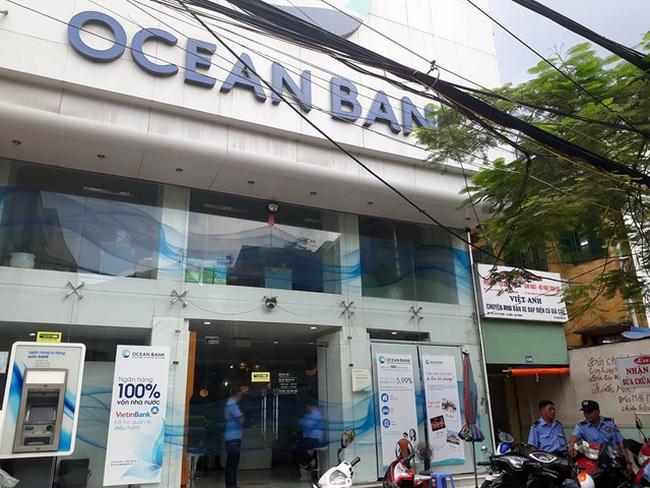 Chuyện gì đang xảy ra ở OceanBank Hải Phòng?