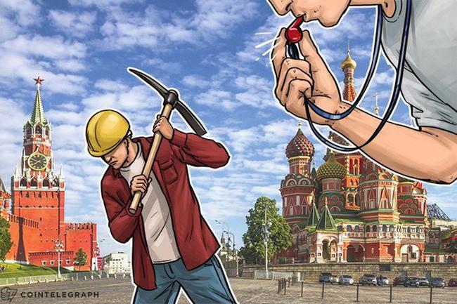 """Bitcoin sẽ được hợp pháp hóa tại Nga, các """"thợ mỏ"""" bị siết chặt quản lý"""