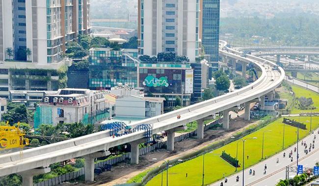 TP.HCM kéo dài metro số 1 đến Bình Dương, Đồng Nai - ảnh 1