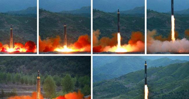 NÓNG: Triều Tiên thử tên lửa, có thể là ICBM, tân Tổng thống Hàn Quốc triệu tập họp khẩn