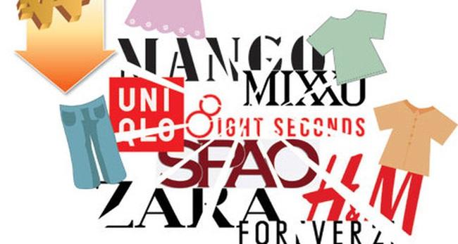 Nếu Zara đánh bại các đại thụ thời trang bằng tốc độ ra lò 5 tuần, thì những tên tuổi này sẽ hạ gục Zara chỉ với 1 - 2 tuần