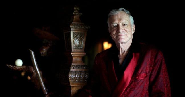 Tài sản trị giá nghìn tỉ của ông chủ Playboy có những gì?