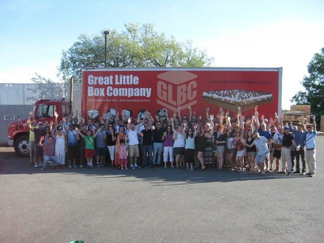 Great Little Box - Công ty đáng làm việc nhất trên thế giới: Thưởng tiền cho ý kiến hay, chia lợi nhuận mỗi tháng, đi du lịch tẹt ga