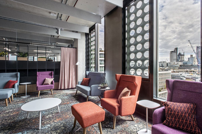 Văn phòng mới siêu đẹp của Adobe sẽ khiến bạn muốn được làm việc tại đây dù chỉ một lần