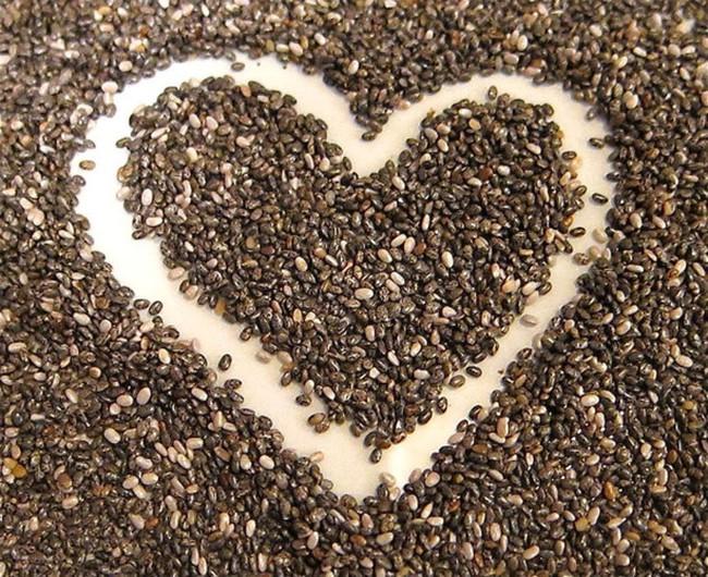 Lý do hạt Chia được mệnh danh là thực phẩm lành mạnh nhất hành tinh