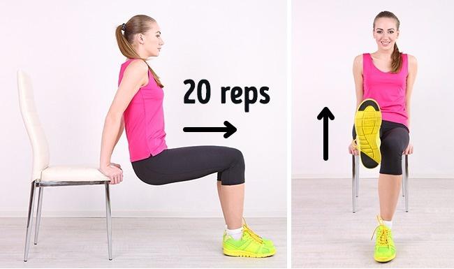 10 phút 5 bài tập mỗi sáng: Bụng phẳng lì không cần đến phòng tập, thuốc giảm cân