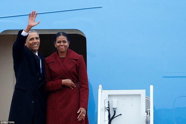 Đây là những lời nhắn nhủ cuối cùng của ông Obama trước khi rời Nhà Trắng