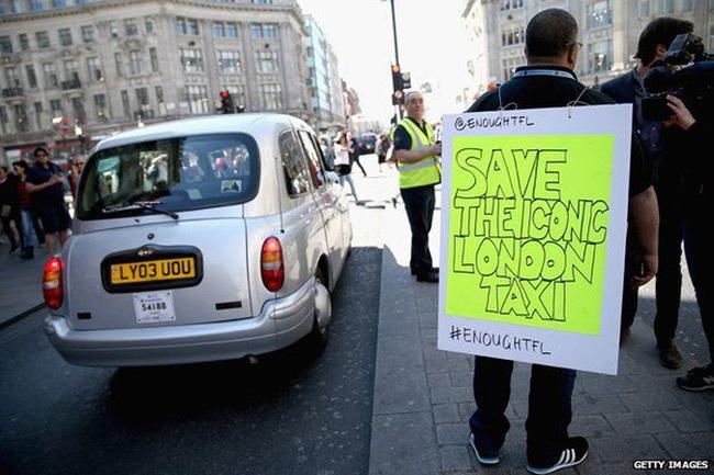 Không riêng Việt Nam, CEO Uber tại London cũng vừa từ chức giữa cơn khủng hoảng