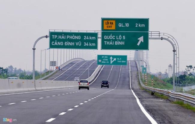 Vì sao lại thu phí Quốc lộ 5 cho...cao tốc Hà Nội - Hải Phòng?