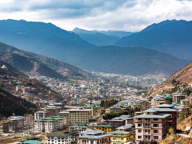 Ở quốc gia nhỏ bé nằm cạnh dãy Himalaya này, hạnh phúc quan trọng hơn tiền