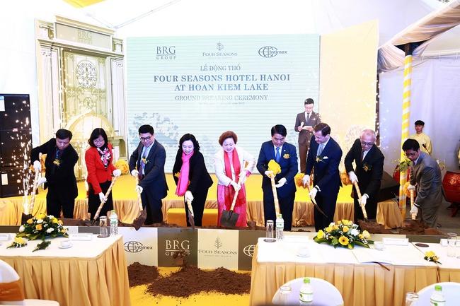 Hà Nội xây khách sạn 6 sao sát Hồ Gươm