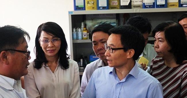 TP.HCM: Phó Thủ tướng Vũ Đức Đam trực tiếp kiểm tra trạm y tế phường