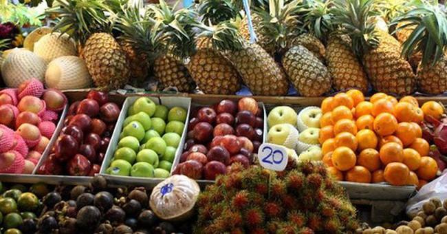 Nhập khẩu rau quả vượt mốc 1 tỷ USD, Thái Lan chiếm 60% thị phần