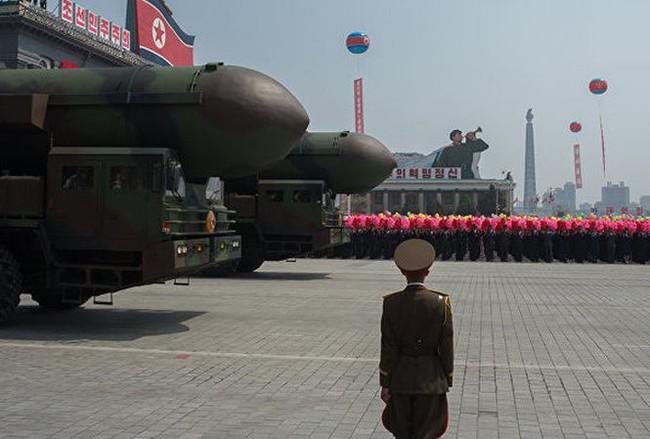 Nguy cơ chiến tranh Mỹ – Triều Tiên ngày càng gia tăng