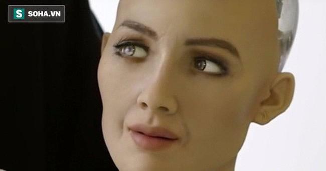 """Sau tuyên bố muốn lập gia đình, nàng robot Sophia """"gây bão"""" với mong ước mới"""