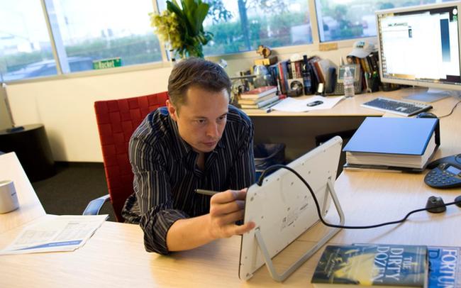 Những nhà quản lý như Mark Zuckerberg, Jeff Bezos và Elon Musk có bàn làm việc như thế nào?