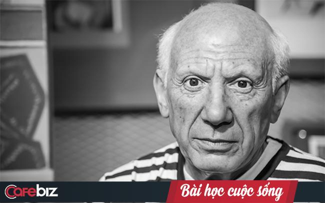 Câu chuyện sáng tạo mỗi ngày trong 71 năm của Picasso và cái giá của sự thành công
