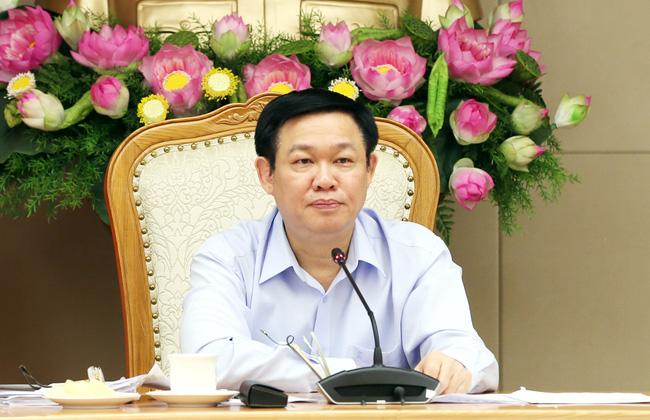 Phó Thủ tướng Vương Đình Huệ: Lạm phát bình quân dưới 4% hoàn toàn có thể thực hiện được